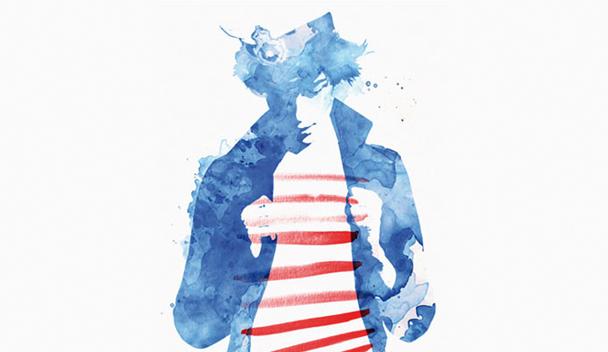 Fashion Fridays ~ Luis Tinoco