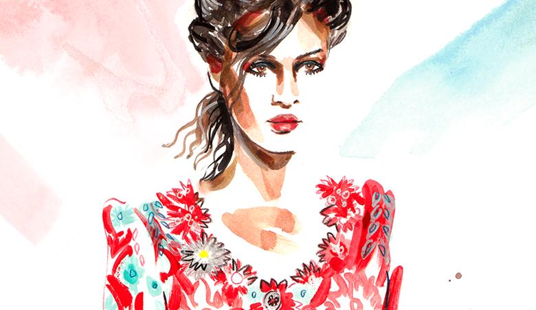 Fashion Fridays ~ Meagan Morrison