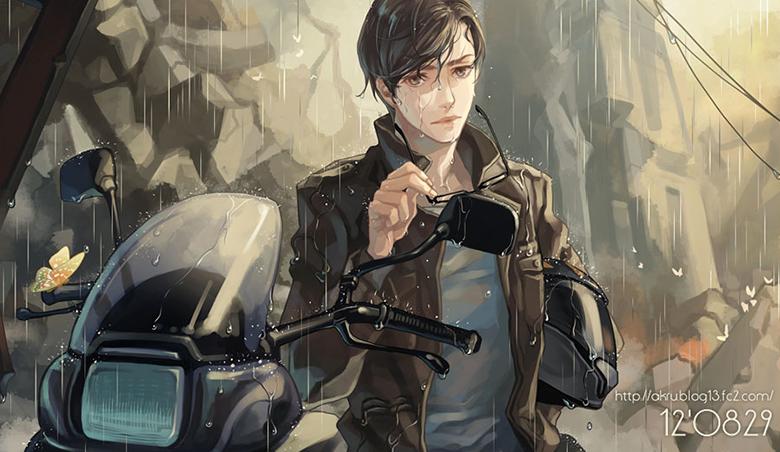 Manga Mondays ~ Shen Ying-jieh