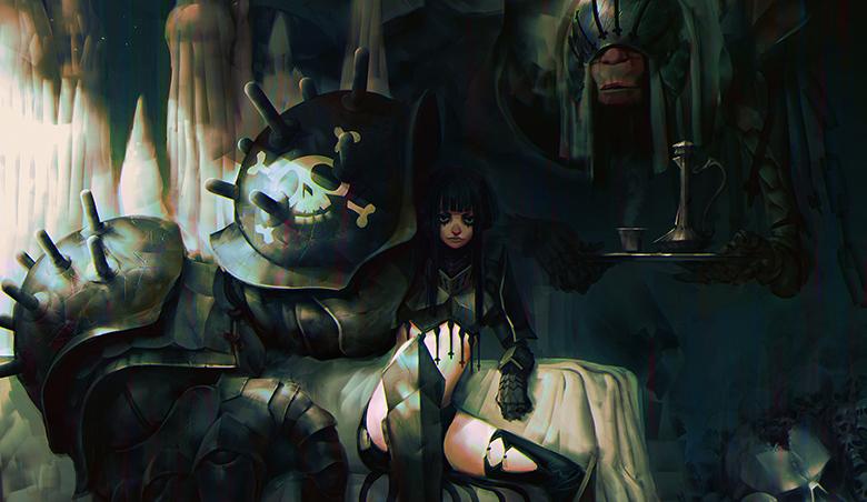 Manga Mondays ~ Alexis Rives