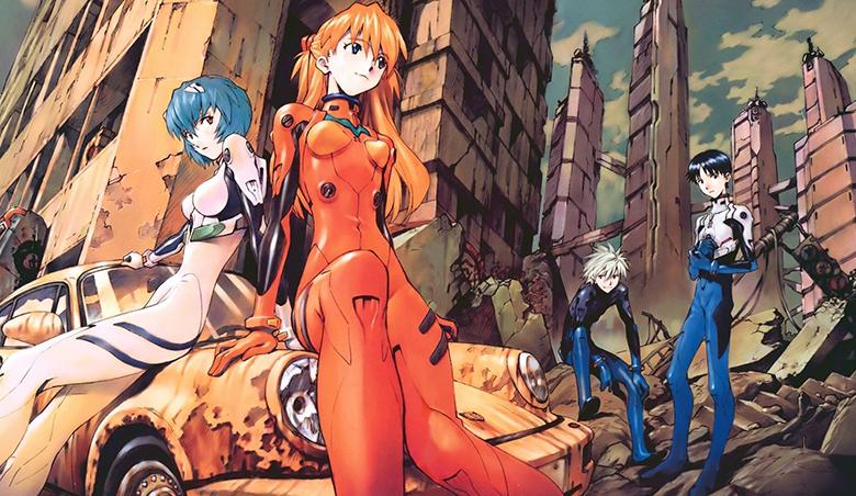 Manga Mondays ~ Yoshiyuki Sadamoto