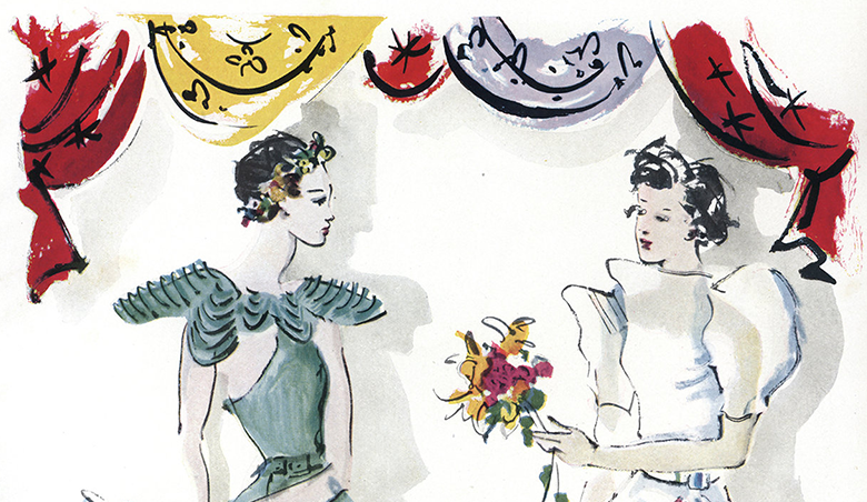 Fashion Fridays ~ Christian Bérard (1902–1949)