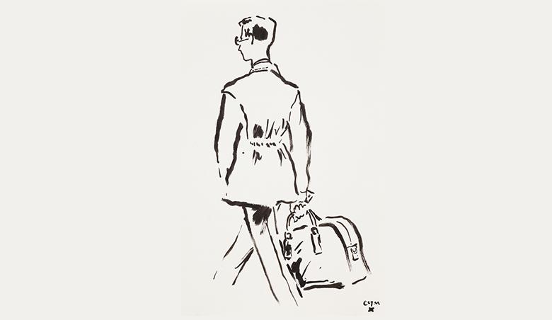 Fashion Fridays ~ Clym Evernden