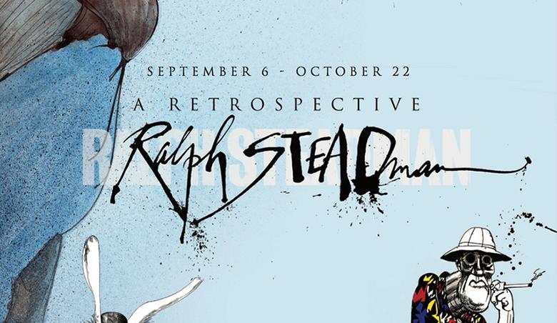 A Retrospective - RALPH STEADMAN