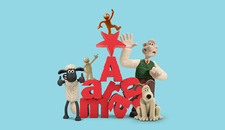 Celebrating 40 Years of Aardman Animations
