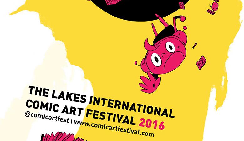 The Lakes International Comic Art Festival 2016