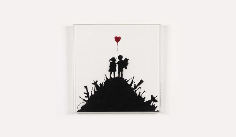 Banksy Andipa Gallery