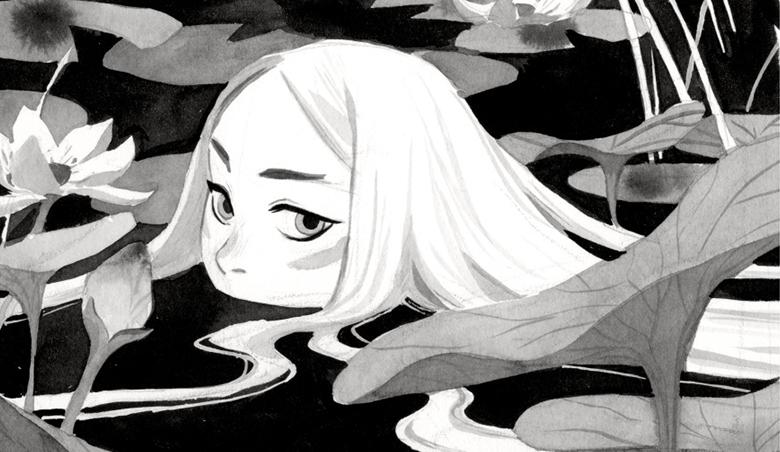 Manga Mondays ~ Mingjue Helen Chen