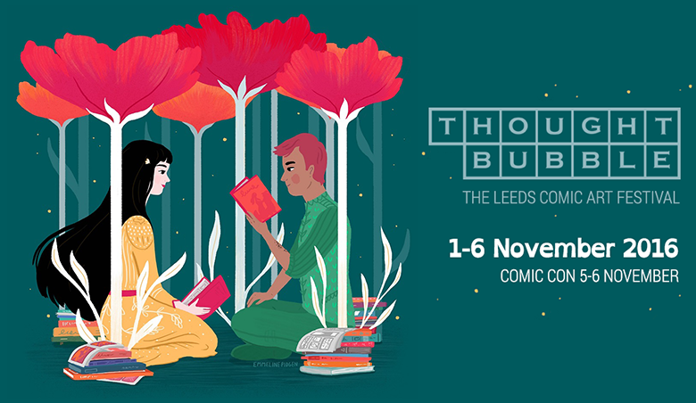 Thought Bubble Festival 2016