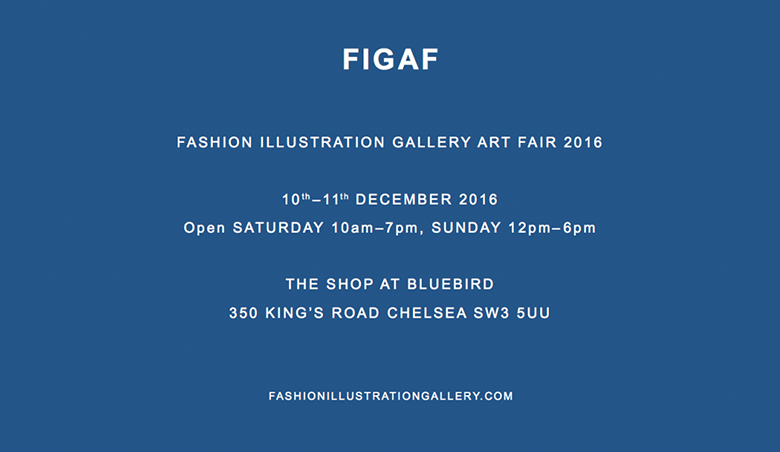 Fashion Illustration Gallery Art Fair