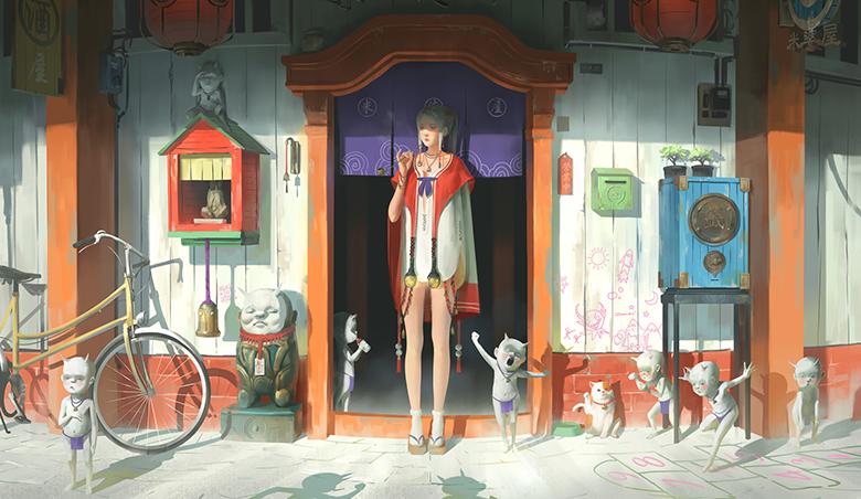 Manga Mondays ~ Zeen Chin