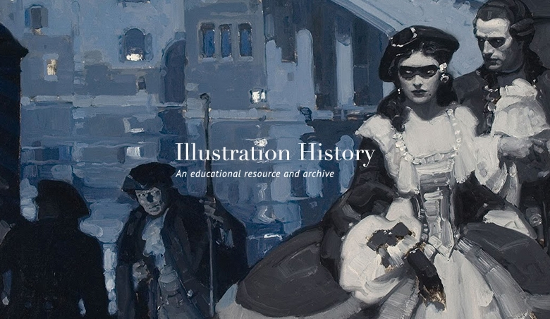 Illustration History: An Educational Resource and Archive