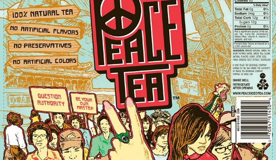 Peace Tea: Give Peace a Chance