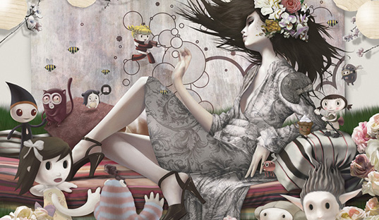 Fashion Fridays ~ Tom Bagshaw