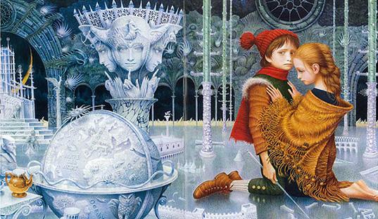 Harry Potter Illustrator – Vladyslav Yerko