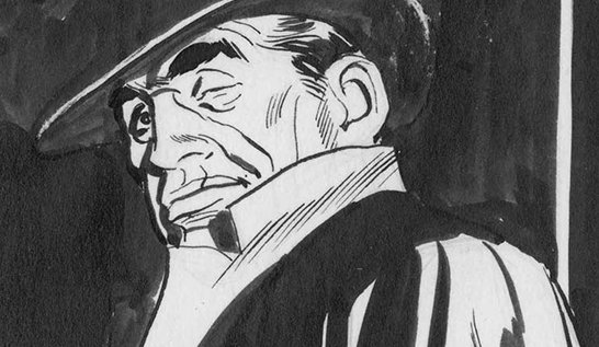 Alex Raymond (1909–1956)