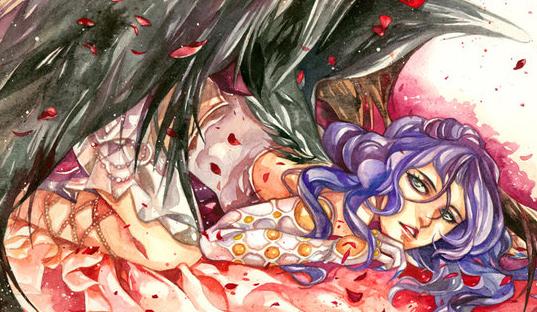 Manga Mondays ~ Andrea Gen