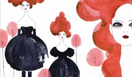 Fashion Fridays ~ Anja Kroencke