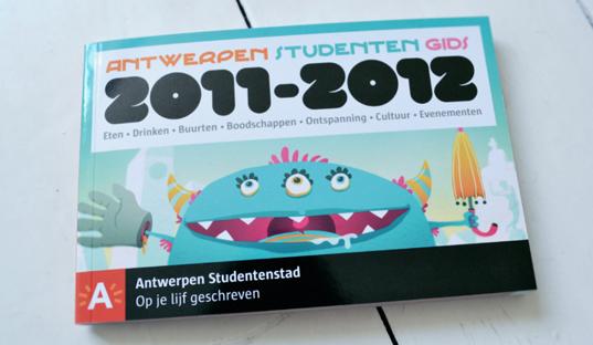 Fantastic Antwerp Student Guide