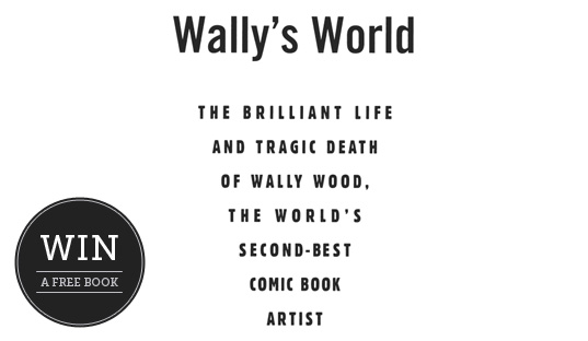 Book giveaway! Wally's World