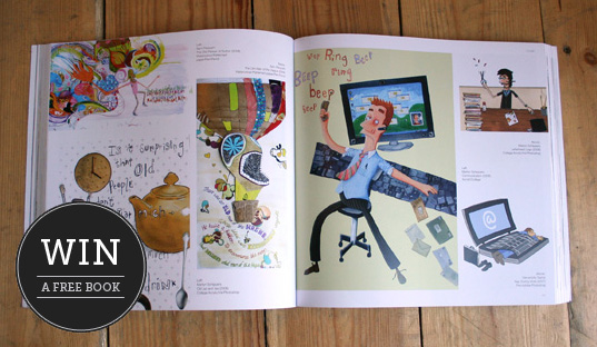 Monthly Giveaway! Big Book of Contemporary Illustration