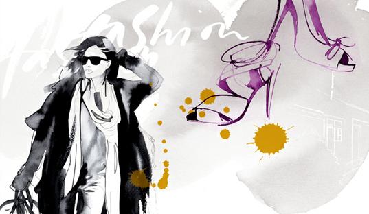Fashion Fridays ~ Cecilia Carlstedt
