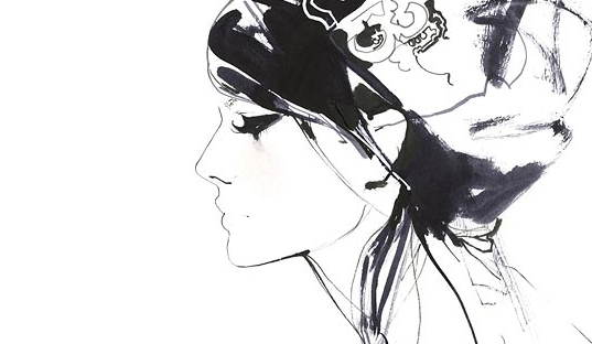 Fashion Fridays ~ David Downton