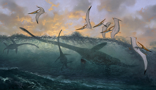 Book Review ~ Dinosaur Art: The World's Greatest Paleoart