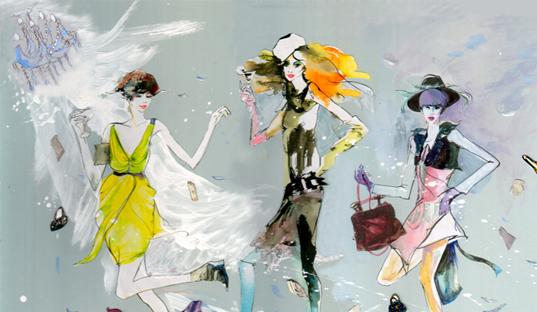 Fashion Fridays ~ Echo Morgan
