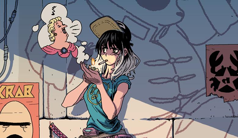Manga Mondays ~ Gael Bertrand