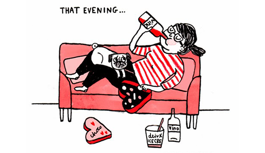 correll dating site In a pug's guide to dating, pug lover and illustrator of the moment gemma correll has put together a collection of 50 charming cartoons, .