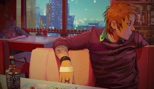 Manga Mondays ~ Gez Fry