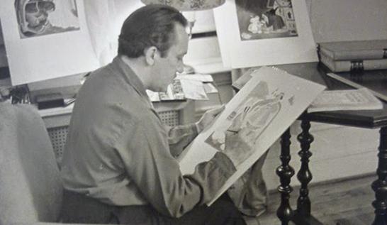 Gustaf Tenggren (1896–1970)