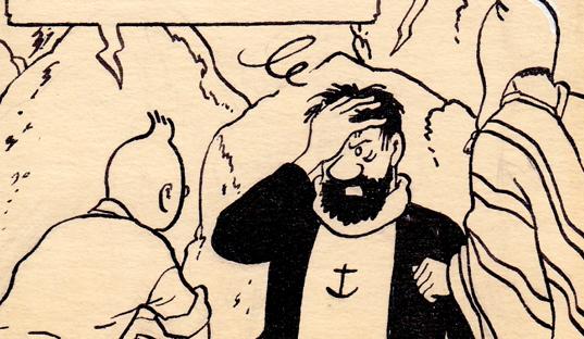 Georges Prosper Remi aka Hergé (1907–1983)