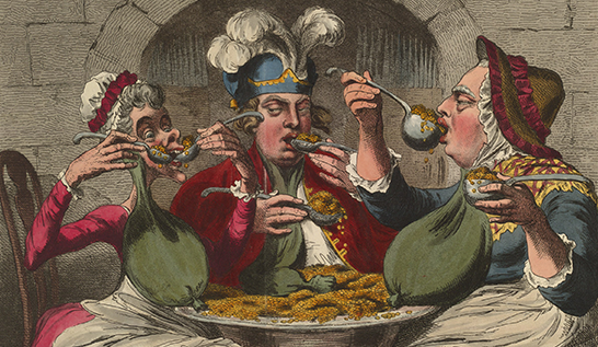 James Gillray (1756–1815)