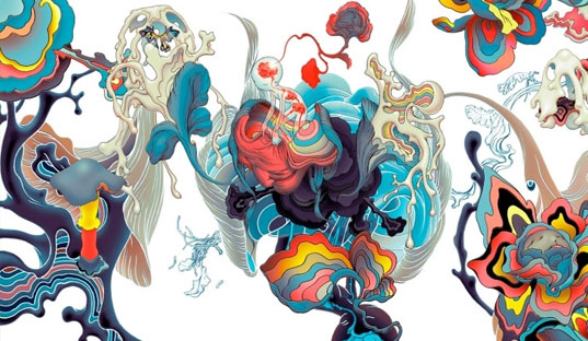 The Jubilant Work of James Jean