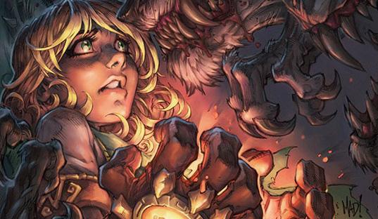 Manga Mondays ~ Joe Madureira a.k.a. Mad!