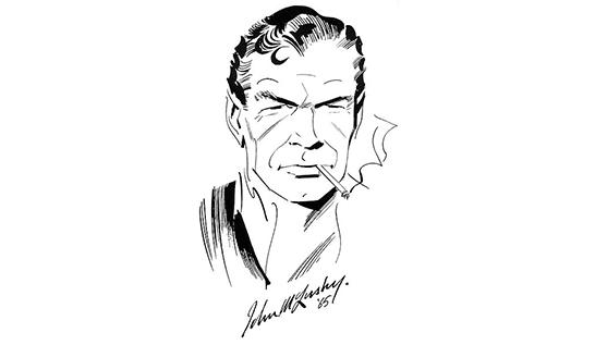 John McLusky (1923–2006)