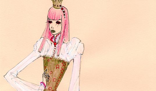 Fashion Fridays ~ Katrina Conquista