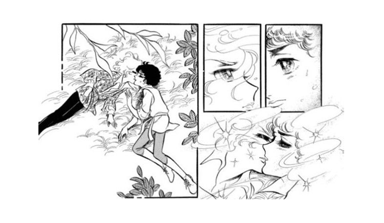 Manga Mondays ~ Keiko Takemiya