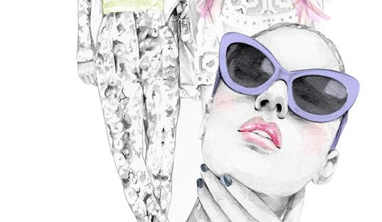 Fashion Fridays ~ Kelly Smith