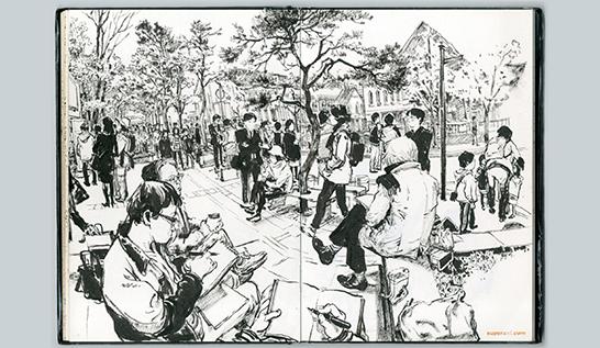 Manga Mondays ~ Kim Jung Gi