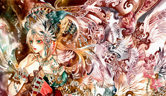 Manga Mondays ~ Laverinne