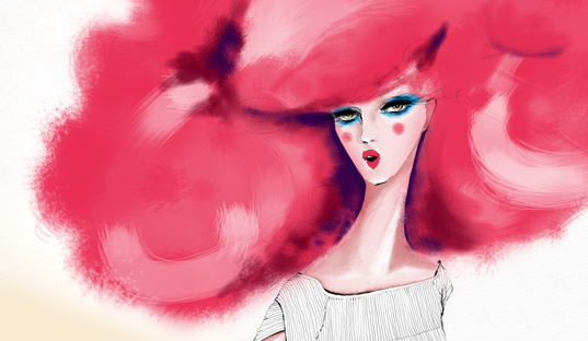 Fashion Fridays ~ Melissa Brunet