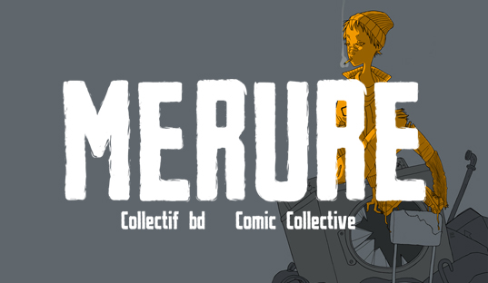 Merure Comic Collective