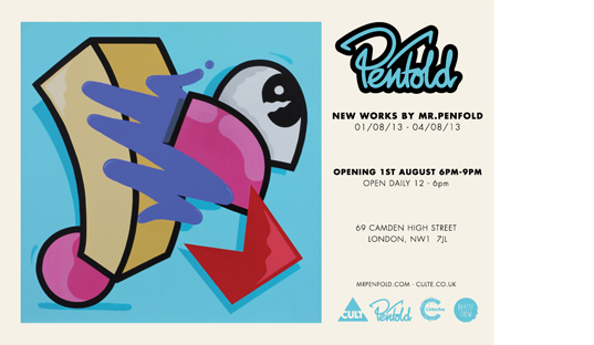 Mr. Penfold Show London