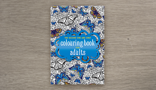 Book Review ~ The One and Only Colouring Book series