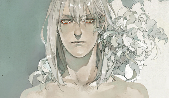 Manga Mondays ~ Old Xian