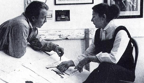 Alice and Martin Provensen