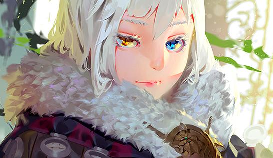 Manga Mondays ~ Raven Wu